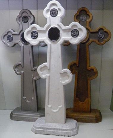 Крест из бетона своими руками